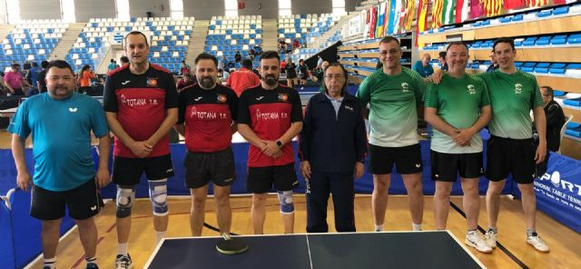 Spanish Association Table Tennis Veterans Association With more than 500 participants, in the town of Altea, on Wednesday 1 began the team test of the most important veterans championship in Spain - 4