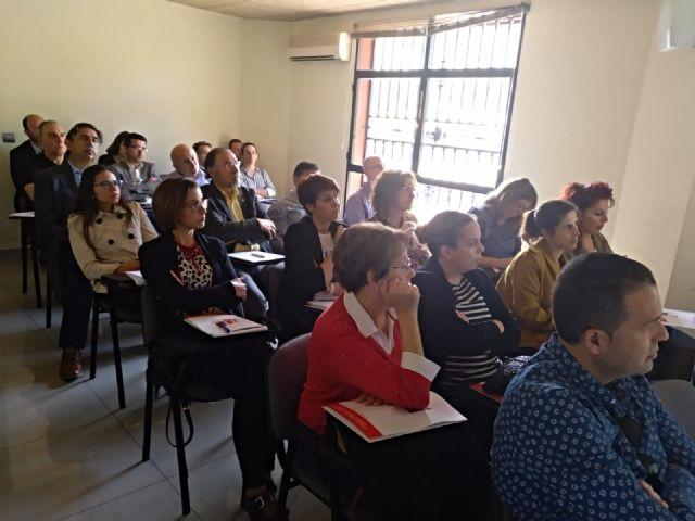 El Ayuntamiento de Molina de Segura organiza una sesión informativa conjunta entre el COIE y el SEF para asesoramiento a empresas - 2, Foto 2