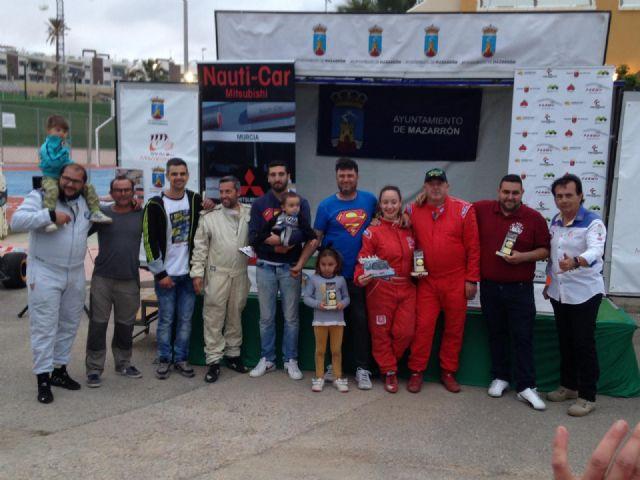 El Automóvil Club Totana arrasa en la 37 edición de la Subida a las Playas de Mazarrón