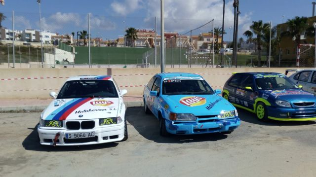 The Automobile Club Totana sweeps the 37th edition of the Ascent to the Beaches of Mazarrón - 2