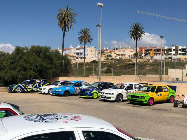 The Automobile Club Totana sweeps the 37th edition of the Ascent to the Beaches of Mazarrón - 3