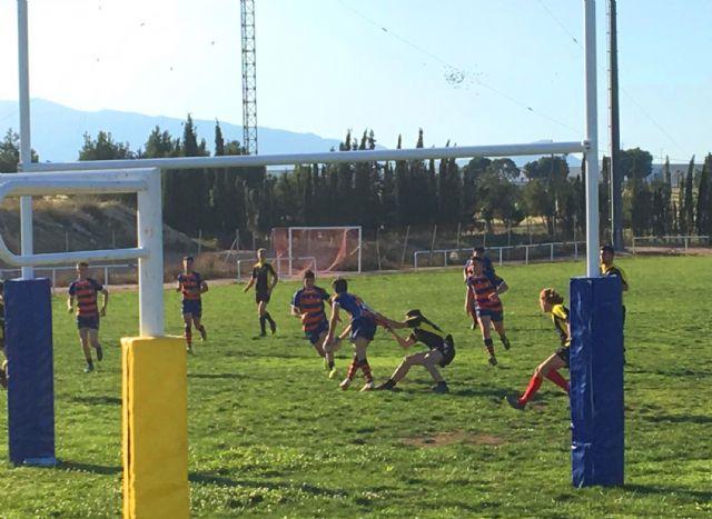 El XV Rugby Murcia se lleva la Copa de la Liga cadete en Las Torres de Cotillas - 1, Foto 1