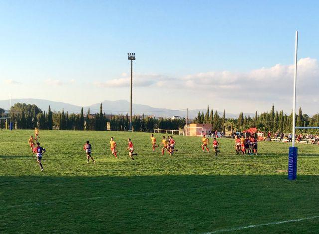 El XV Rugby Murcia se lleva la Copa de la Liga cadete en Las Torres de Cotillas - 2, Foto 2