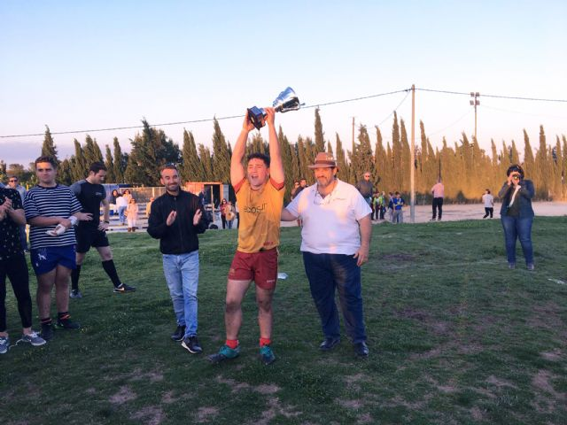 El XV Rugby Murcia se lleva la Copa de la Liga cadete en Las Torres de Cotillas - 3, Foto 3