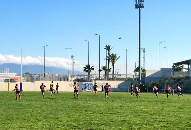El XV Rugby Murcia se lleva la Copa de la Liga cadete en Las Torres de Cotillas - 4, Foto 4