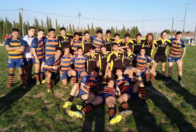 El XV Rugby Murcia se lleva la Copa de la Liga cadete en Las Torres de Cotillas - 5, Foto 5