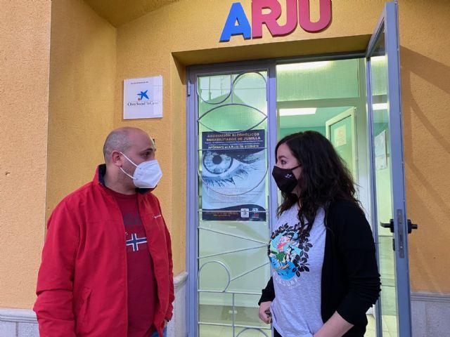 ARJU atiende anualmente a más de medio centenar de personas a través del proyecto 'Rehabilitación en adicciones' - 1, Foto 1
