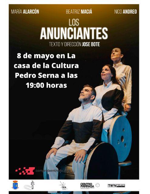 Las Torres de Cotillas, preparada para reírse con el teatro absurdo de Los Anunciantes - 1, Foto 1