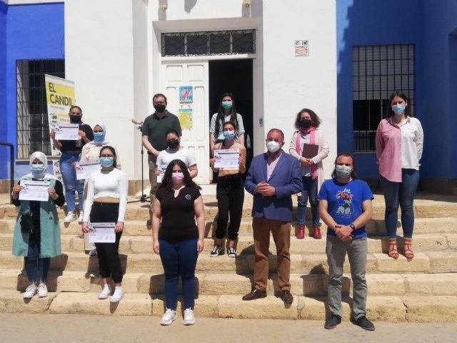 Autoridades locales clausuran la formación ocupacional de