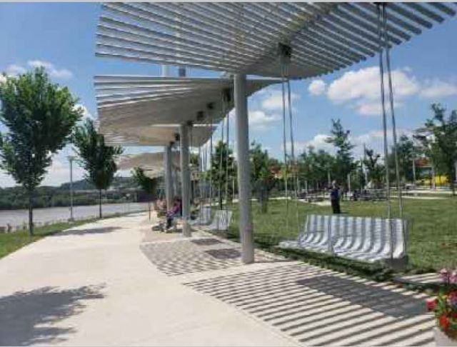 El Ayuntamiento inicia el expediente de contratación para la Plataforma Multimodal del Proyecto Life City Adap3 - 1, Foto 1
