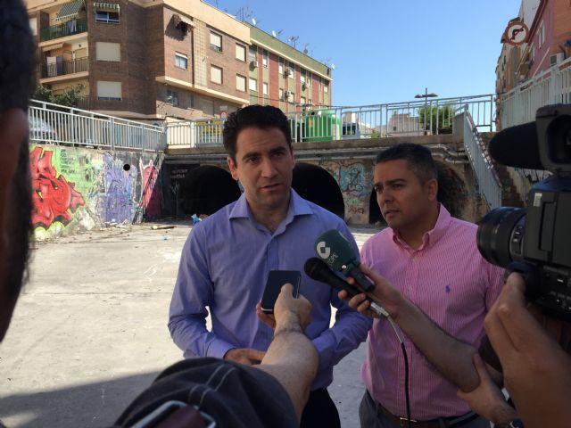 Teodoro García: Cieza es un ejemplo de  lo puede ocurrir en España  gobierno del cambio a peor - 2, Foto 2