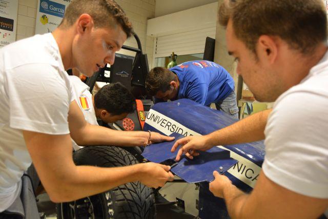 La UPCT lleva a Mazarrón un curso de fabricación de prototipos de competición - 1, Foto 1