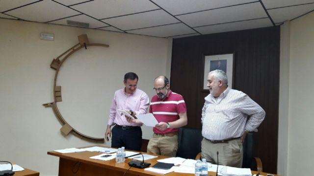 El alcalde de Alhama, nuevo presidente de la Mancomunidad Turística de Sierra Espuña, Foto 1