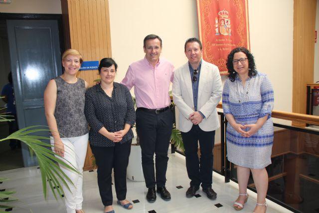 El alcalde de Alhama, nuevo presidente de la Mancomunidad Turística de Sierra Espuña, Foto 2