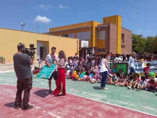 El colegio Deitania recibe la visita del canal de TV 7RM y publica los beneficios de su reciente proyecto realizado (734 €), Foto 2