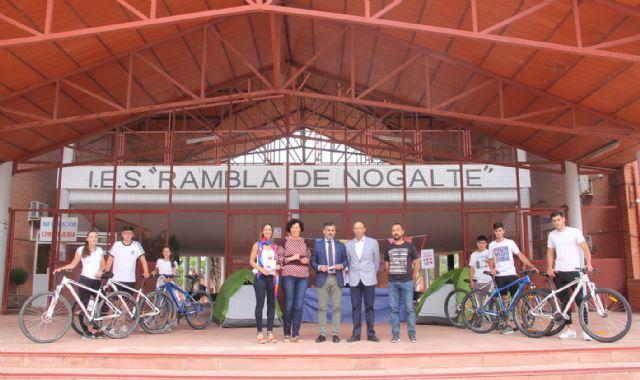 El IES Rambla de Nogalte de Puerto Lumbreras amplía la oferta de Formación Profesional - 2, Foto 2