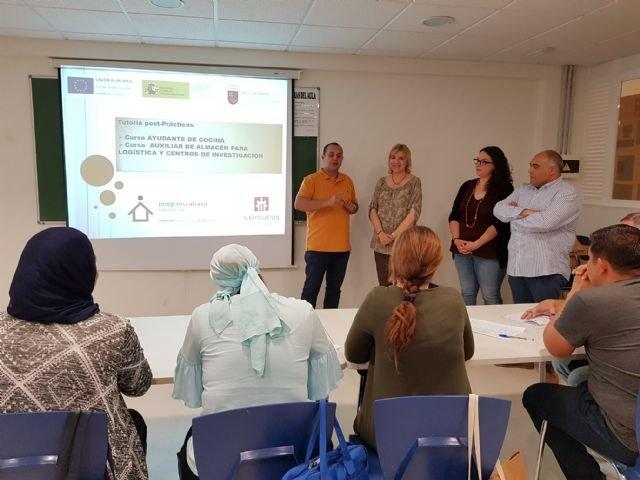 La Comunidad destina más de 35.000 euros a la Fundación Ángel Tomás para la atención de colectivos vulnerables en Cartagena - 1, Foto 1