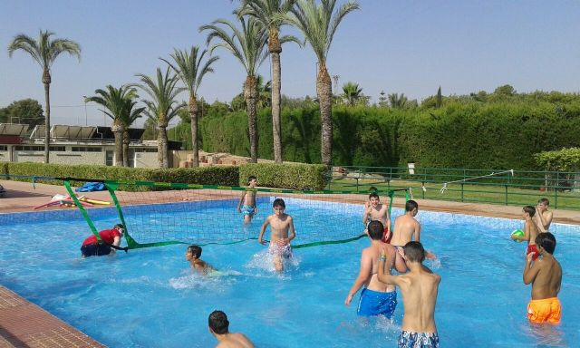 "The swimming pools of the Municipal Sports Center ""December 6"" will open next Saturday, June 9, Foto 3"