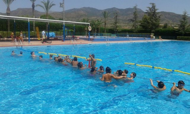 "The swimming pools of the Municipal Sports Center ""December 6"" will open next Saturday, June 9, Foto 4"