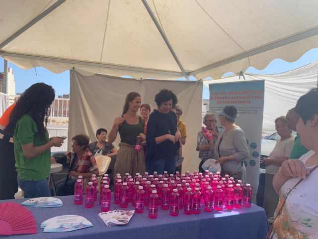 Puerto Lumbreras desarrolla una campaña de prevención ante la llegada de las altas temperaturas - 3, Foto 3