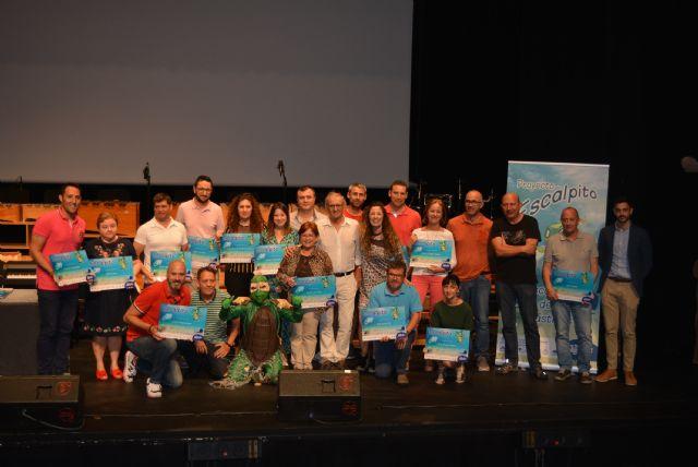 La Concejalía de Medio Ambiente entrega los premios escolares del Proyecto Escalpito - 1, Foto 1