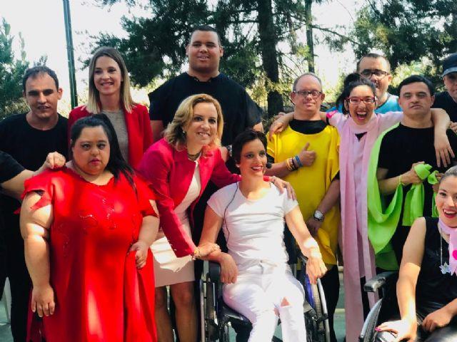 Aniversario de la Residencia de Personas con Discapacidad El Palmar - 1, Foto 1