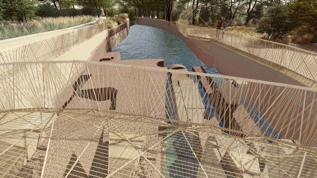 La construcción de un mirador-escenario sobre la Aljufía convertirá el Molino de la Pólvora y su entorno en un atractivo paraje de disfrute ciudadano - 4, Foto 4