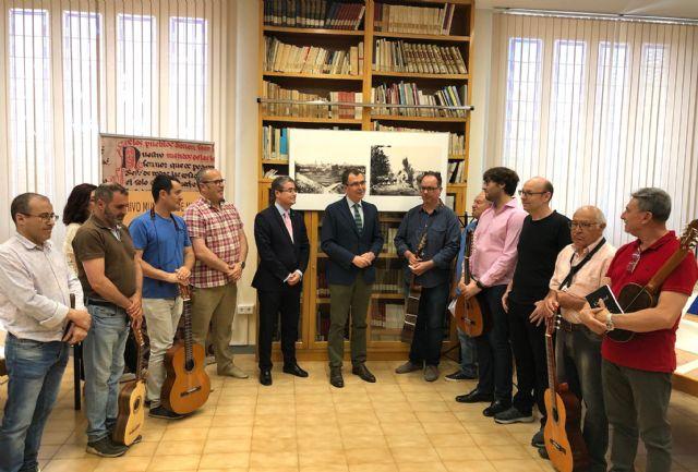 El Archivo Municipal entrega a la Hermandad de Ánimas de Patiño salves y oraciones centenarias en formato digital - 2, Foto 2