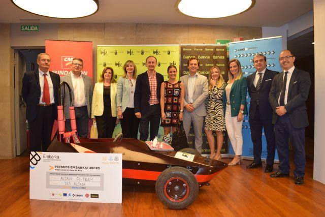 Más de 1.100 alumnos de 30 centros participan en la segunda edición de los premios ´Embarkatubers´
