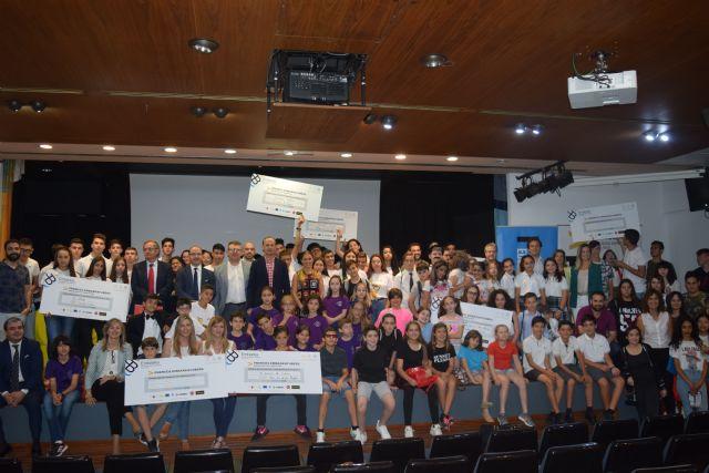 Más de 1.100 alumnos de 30 centros participan en la segunda edición de los premios ´Embarkatubers´ - 2, Foto 2
