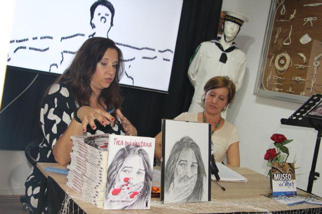 Ana Gil Quiles presenta toca mi ventana en el Museo del Mar de San Pedro del Pinatar - 2, Foto 2