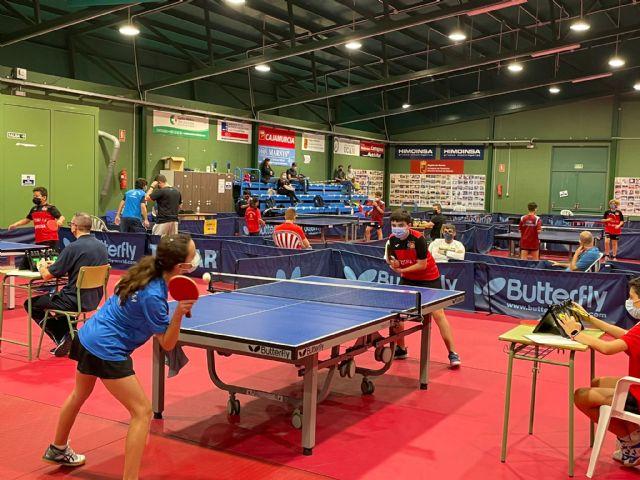 Resultados Campeonato Autonómico individual de Tenis de Mesa, Foto 2