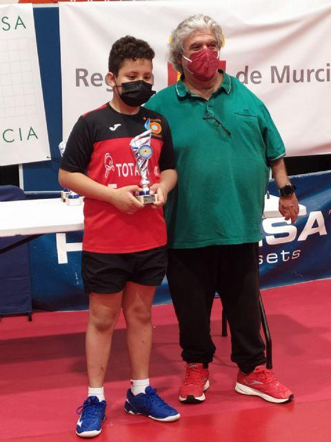 Resultados Campeonato Autonómico individual de Tenis de Mesa, Foto 3