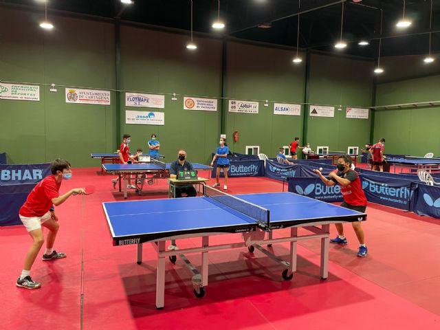 Resultados Campeonato Autonómico individual de Tenis de Mesa, Foto 4