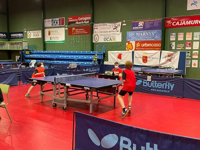 Resultados Campeonato Autonómico individual de Tenis de Mesa, Foto 5
