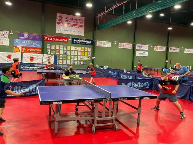 Resultados Campeonato Autonómico individual de Tenis de Mesa, Foto 6