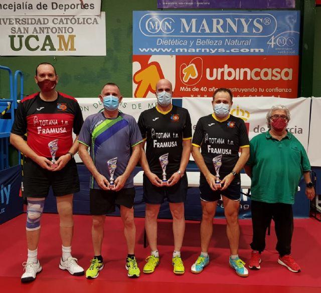 Resultados Campeonato Autonómico individual de Tenis de Mesa, Foto 9