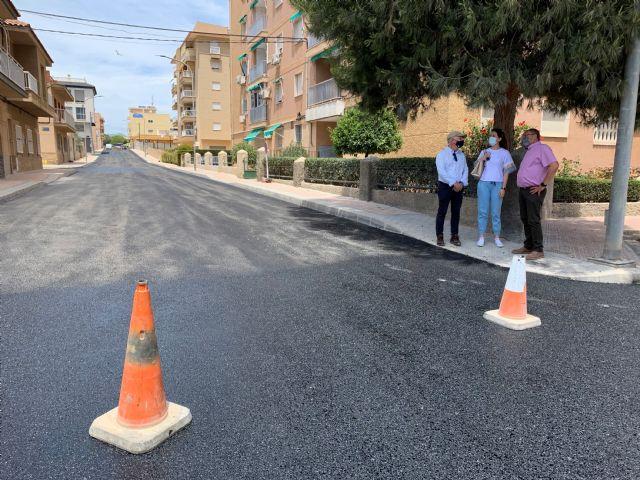 Continúan las obras del Plan de Cooperación a las Obras y Servicios de Competencia Municipal - 1, Foto 1