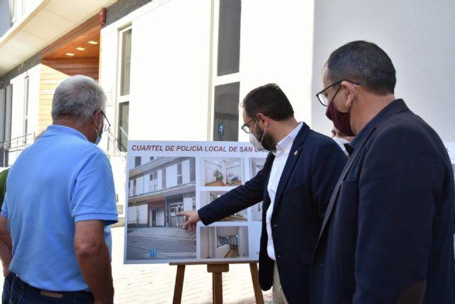 El barrio de San Cristóbal contará con un nuevo cuartel de la Policía Local en las actuales instalaciones del Centro Cívico - 2, Foto 2