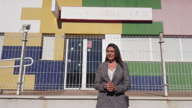El PP reclama la apertura de la guardería municipal de La Hoya, que el gobierno de Mateos mantiene cerrada durante los últimos dos años - 1, Foto 1