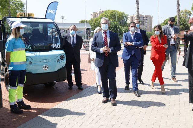 La nueva flota de limpieza viaria permitirá reducir las emisiones de CO2, minimizar el ruido y hacer un uso más eficiente del agua - 5, Foto 5