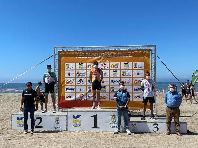 Cidade de Lugo Fluvial se alza en Águilas con los títulos femenino y masculino de Triatlón SuperSprint por Clubes 2x2 - 3, Foto 3