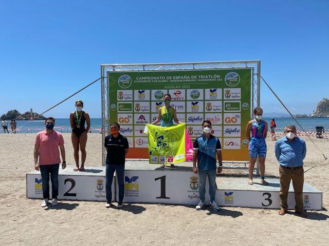 Cidade de Lugo Fluvial se alza en Águilas con los títulos femenino y masculino de Triatlón SuperSprint por Clubes 2x2 - 5, Foto 5