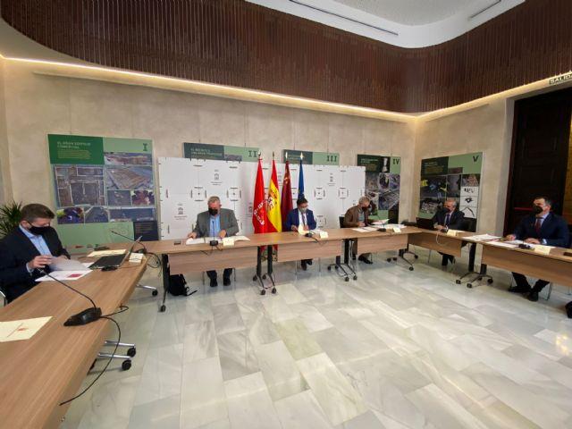 El Consejo de Administración de MercaMurcia aprueba las obras de mejora en las instalaciones de la Estación Depuradora de Aguas Residuales - 1, Foto 1