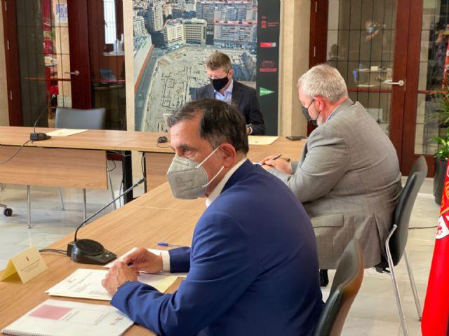 El Consejo de Administración de MercaMurcia aprueba las obras de mejora en las instalaciones de la Estación Depuradora de Aguas Residuales - 2, Foto 2