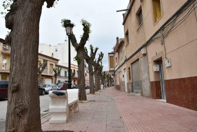 Arrancan las obras de renovación urbana de la calle Abellaneda en el barrio de San Cristóbal - 1, Foto 1