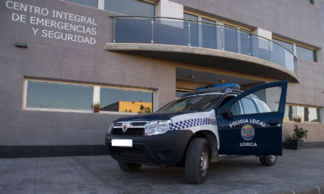 La Policía Local de Lorca detiene a dos personas por un presunto delito de robo con violencia - 1, Foto 1