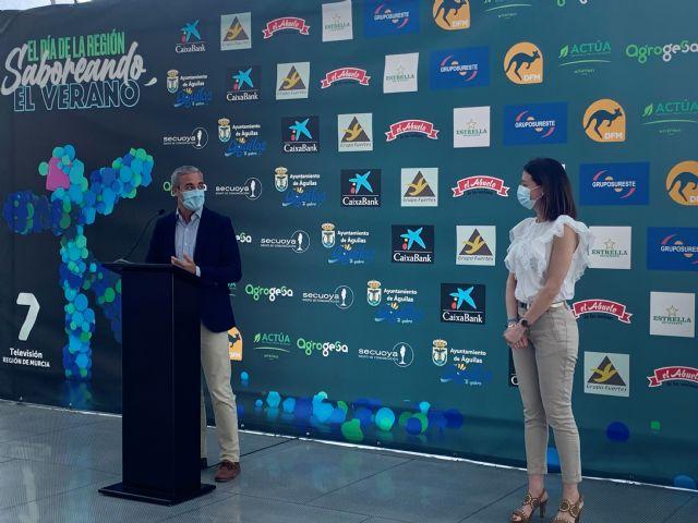 Águilas acogerá mañana la Gala del Día de la Región de la 7 Televisión - 3, Foto 3