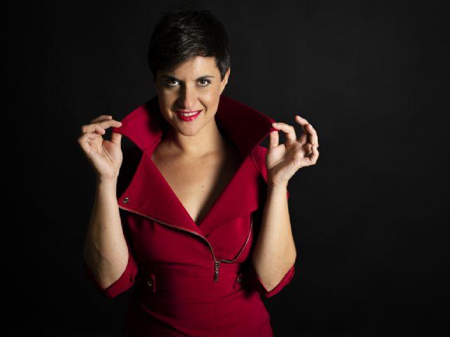 La actriz unionense Verónica Bermúdez será la presentadora de la 60 edición del Cante de las Minas - 2, Foto 2