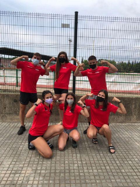 Marcas personales y buenas actuaciones para el UCAM Atletismo Cartagena - 1, Foto 1